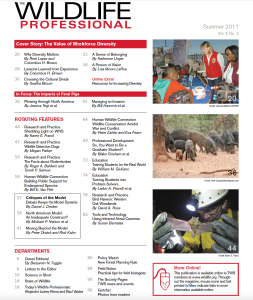 Wildlife Professional Page 2